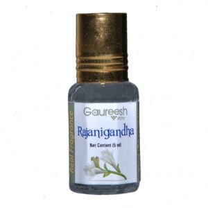 Gaureesh Rajanigandha 5ml